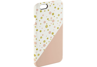HAMA Candy Rain, Apple, Backcover, iPhone 6, iPhone 6s, Kunststoff, Rosa