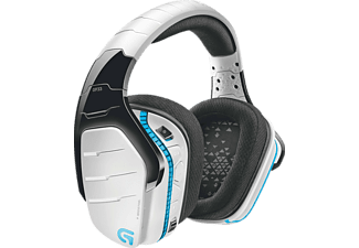 LOGITECH, 981-000621, G933, Gaming Headset, Weiß