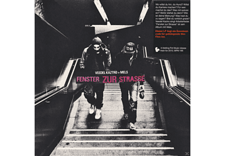 Veedel Kaztro & Mels - FENSTER ZUR STRASSE (+MP3) - (LP + Download)