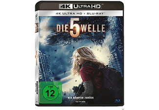 Die 5. Welle - (4K Ultra HD Blu-ray + Blu-ray)