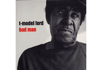 T-model Ford - Bad Man - (Vinyl)