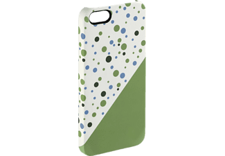 HAMA Candy Rain, Apple, Backcover, iPhone 5, iPhone 5s, iPhone SE, Kunststoff, Grün