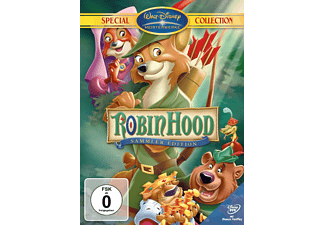 Robin Hood - Special Collection Animation/Zeichentrick DVD