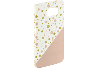 HAMA Candy Rain Backcover Samsung Galaxy S6 Kunststoff Rosa
