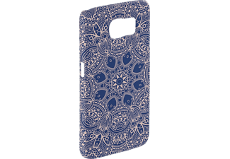 HAMA Boho Spirit Backcover Galaxy S6 Blau