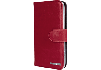 DORO Wallet Case, Bookcover, 8031, Rot