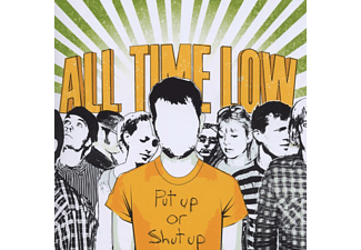 All Time Low - Put Up Or Shut Up - (CD)
