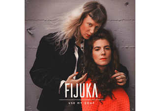 Fijuka - USE MY SOAP (+MP3) - (LP + Download)