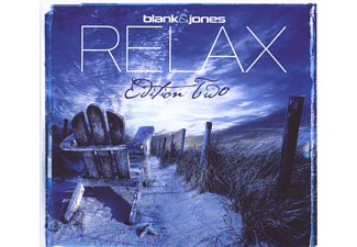 The Jones - Relax Edition Two [CD]