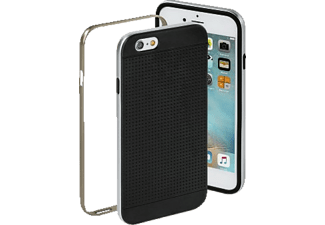 HAMA Planet Backcover Apple iPhone 6, iPhone 6s Kunststoff Silber/Bronze