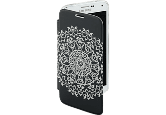 HAMA Boho Circle Backcover Galaxy S5 Grau