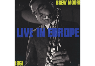 Brew Moore - Live In Europe 1961 - (Vinyl)