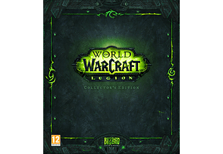 World of Warcraft: Legion Collector's Edition PC