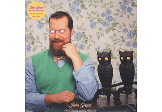 John Grant - Grey Tickles, Black Pressure (Lp+Cd) - (LP + Bonus-CD)