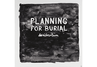 Planning For Burial - Desideratum [CD]