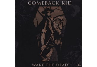 Comeback Kid - Wake The Dead (Ltd.Coloured Vinyl) [Vinyl]