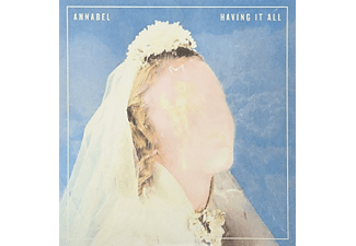 Annabel - Having It All - (Vinyl)