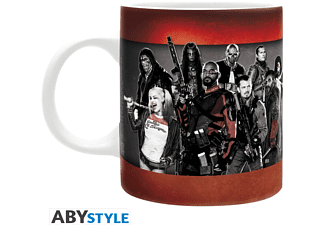 Suicide Squad Task Force 320 ml Tasse