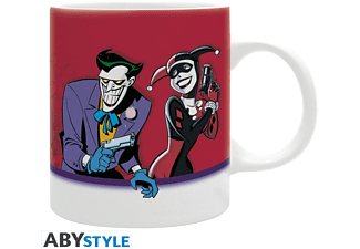 Suicide Squad - Mad Love 320 ml Tasse