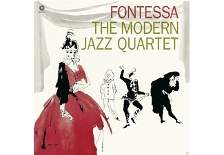 The Modern Jazz Quartet - Fontessa (Vinyl) - (Vinyl)