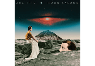 Arc Iris - Moon Saloon - (CD)