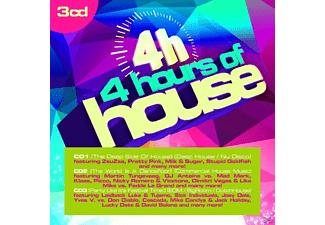 VARIOUS - 4 Hours Of House [CD]