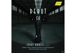 Jonas Khalil - Debut - (CD)