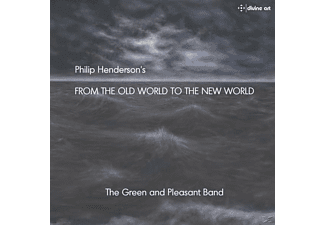The Green And Pleasant Band - From The Old World To The New World - (CD)
