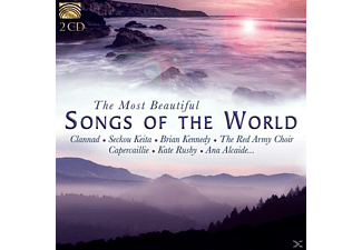 VARIOUS - The Most Beautiful Songs Of The World - (CD)