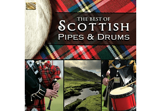 VARIOUS - Best Of Scottish Pipes & Drums - (CD)