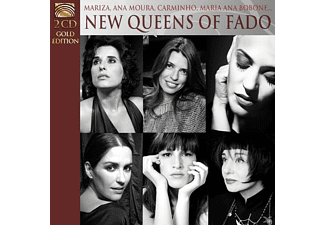 VARIOUS - New Queens Of Fado - (CD)