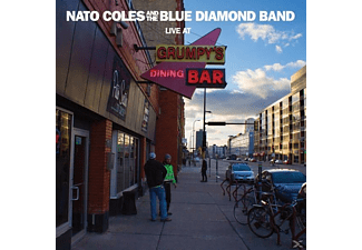Nato -and The Blue Diamond Band- Coles - Live At Grumpy's [CD]