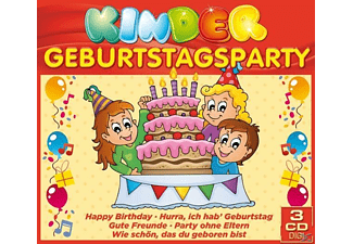 VARIOUS - Kinder Geburtstagsparty - (CD)