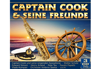 VARIOUS - Captain Cook & seine Freunde - (CD)