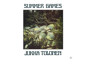 Jukka Tolonen - Summer Games (Transparent Green) [Vinyl]