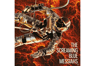 "Screaming Blue Messiah's - Vision In Blues (5CD+7"") - (CD)"