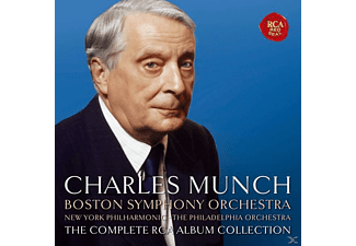 Charles Munch - Charles Munch-The Complete RCA Album Collection [CD]
