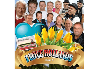 I LOVE HOLLANDS 5. V/A, CD