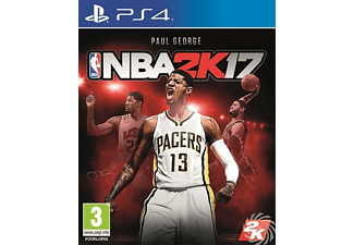 NBA 2K17 | PlayStation 4
