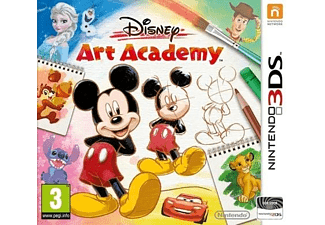 Disney - Art Academy | 3DS