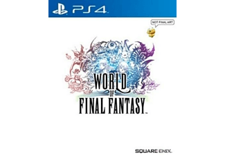 World Of Final Fantasy | PlayStation 4
