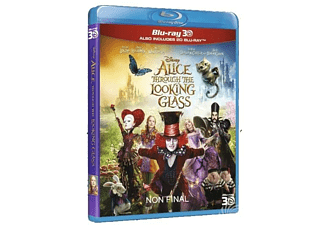 Alice Through The Looking Glass (3D) | Blu-ray