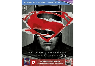 Batman V Superman - Dawn Of Justice (3D) | Blu-ray