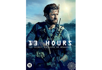 13 Hours - Secret Soldiers Of Benghazi | DVD
