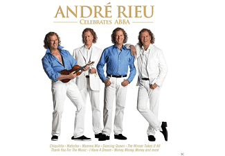 André Rieu - ANDRE RIEU CELEBRATES ABBA - MUSIC OF THE NIGHT [CD]
