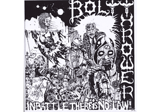 Bolt Thrower - IN BATTLE THERE IS NO LAW - (CD)
