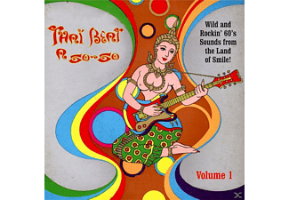 VARIOUS - Thai Beat A Go Go Vol.1 [CD]