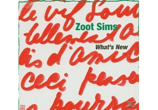 Zoot Sims - What's New-Jazz Reference [CD]