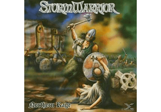 Stormwarrior - Northern Rage [CD]