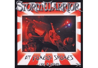 Stormwarrior - AT FOREIGN SHORES, LIVE IN JAP [CD]